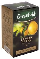 "Чай черный листовой ""Greenfield. Lemon Spark"" (100 г)"