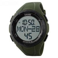Часы наручные (зелёные; арт. SKMEI 1122-2)