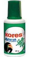 """Корректирующая жидкость с губкой """"Aqua Soft Tip"""""""