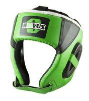 Шлем боксёрский (M; зелёный; арт. LTB-16321)