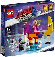 """LEGO The Lego Movie 2 """"Познакомьтесь с королевой Многоликой Прекрасной"""""""