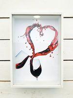 """Копилка для винных пробок """"Брызги вина"""""""