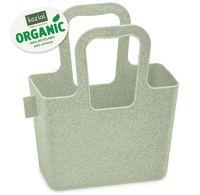 "Корзина ""Taschelini Organic"" (зеленая)"