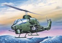 "Вертолет ""AH-1T Sea Cobra"" (масштаб: 1/48)"