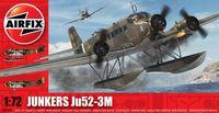 "Военно-транспортный самолет ""Junkers Ju52-3M"" (масштаб: 1/72)"