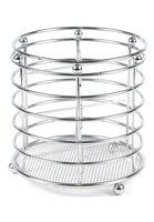 Подставка для столовых приборов металлическая (135х140 мм)