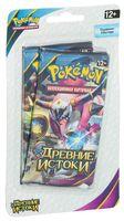 """Блистер """"Pokemon XY. Древние Истоки"""" (2 бустера)"""