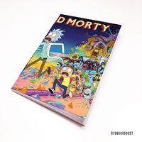 """Блокнот """"Рик и Морти"""" (А7; арт. 657)"""