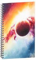 """Блокнот в клетку """"Космос"""" (A5; арт. 838)"""