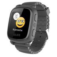 Умные часы Elari KidPhone 2 (черные)