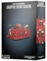 Warhammer 40.000. Adeptus Mechanicus. Skorpius Disintegrator (59-20)