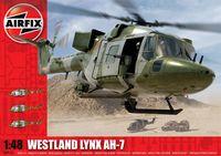 """Многоцелевой вертолет """"Westland Lynx Army AH-7"""" (масштаб: 1/48)"""
