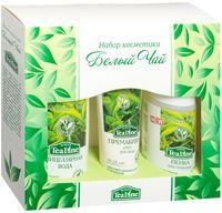 """Подарочный набор """"Белый чай"""" (мицеллярная вода, пенка, крем)"""