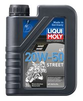 "Масло моторное ""Motorbike 4T Street"" 20W-50 (1 л)"
