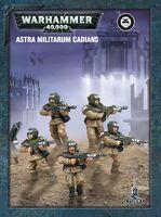 Warhammer 40.000. Astra Militarum. Cadians (35-33)