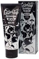 "Маска-пленка для лица ""Hell Pore Longolongo Gronique Black Mask Pack"" (100 мл)"