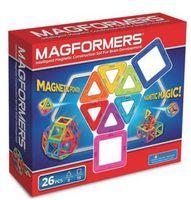 """Конструктор магнитный """"Magformers"""" (26 деталей)"""