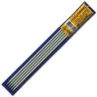 Спицы чулочные для вязания (металл; 3,75 мм; 20 см)