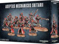Warhammer 40.000. Adeptus Mechanicus. Skitarii (59-10)