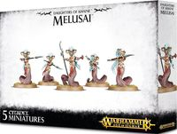 Warhammer Age of Sigmar. Daughters of Khaine. Melusai (85-20)