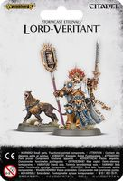 Warhammer Age of Sigmar. Stormcast Eternals. Lord-Veritant (96-25)