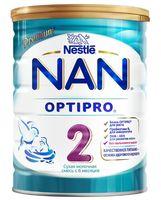 """Сухая молочная смесь NAN 2 OPTIPRO """"Premium"""" (800 г)"""