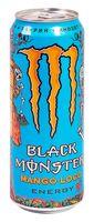 """Напиток газированный """"Monster Energy. Mango Loco"""" (449 мл)"""