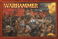 "Набор миниатюр ""Warhammer FB. Warriors of Chaos Marauders"" (83-12)"