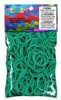 """Набор резиночек для плетения """"Rainbow Loom. Сине-зеленые"""""""