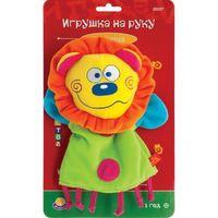 """Мягкая игрушка """"Кукла на руку. Львенок"""""""