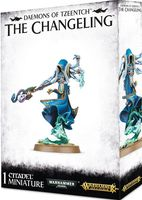 Warhammer Age of Sigmar. Daemons of Tzeentch. The Changeling (97-45)