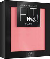 """Румяна """"Fit Me! Blush"""" тон: 25, розовый"""