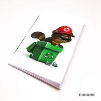 """Блокнот """"Марио"""" (А7; арт. 958)"""
