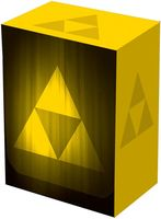 "Коробочка для карт ""Super Iconic. Triforce"" (100 карт)"