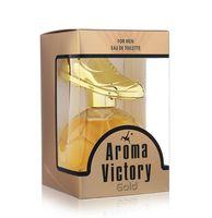 "Туалетная вода для мужчин ""Aroma Victory Gold"" (100 мл)"