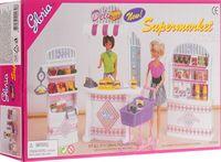 "Набор мебели для кукол ""Супермаркет"""