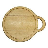 Доска разделочная деревянная (245х305х16 мм; арт. 9/667)