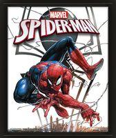 """Постер 3D """"Marvel. Spiderman and Venom"""""""