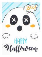 "Открытка ""Halloween"""