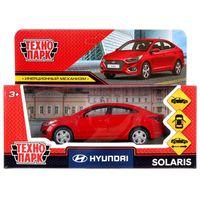 """Модель машины """"Hyundai Solaris"""" (арт. SOLARIS2-12-RD)"""