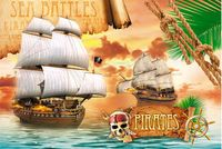 """Пазл """"Волшебный мир. Пиратский корабль"""" (250 элементов)"""