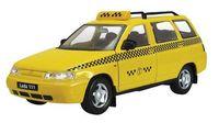 """Модель машины """"Lada-111. Такси"""" (масштаб: 1/36)"""