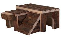 """Домик деревянный для грызунов """"Luka"""""""