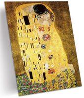 """Открытка """"Густав Климт. Поцелуй"""" (арт. 0009)"""