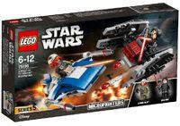 """LEGO Star Wars """"Битва микроистребителей"""""""
