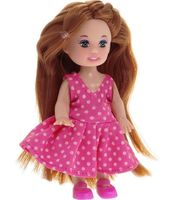 """Кукла """"Лиза"""" (11 см; арт. 265-LY)"""