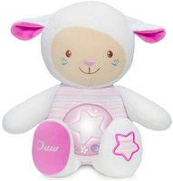 "Мягкая музыкальная игрушка ""Lullaby"" (со световыми эффектами; розовая)"