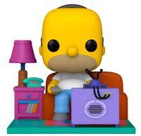 """Фигурка """"Simpsons. Homer Watching TV"""""""