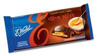 """Шоколад горький """"E. Wedel"""" (100 г; крем-брюле)"""