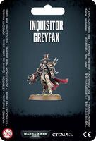 Warhammer 40.000. Inquisition. Inquisitor Greyfax (52-45)